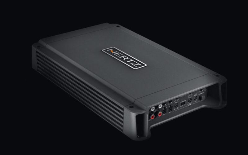 Amplificatore Hertz HCP 4DK