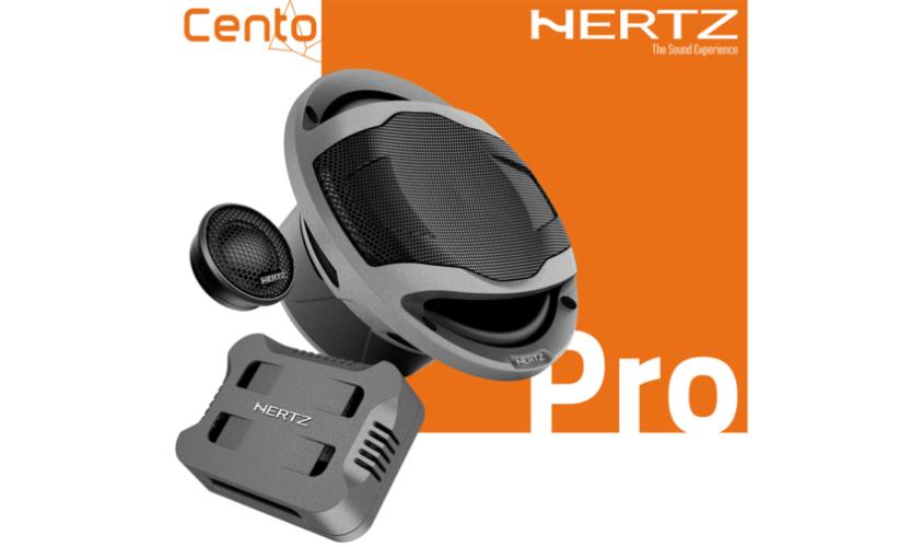 Hertz speaker linea cento pro