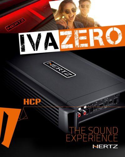 Amplificatore Hertz HCP